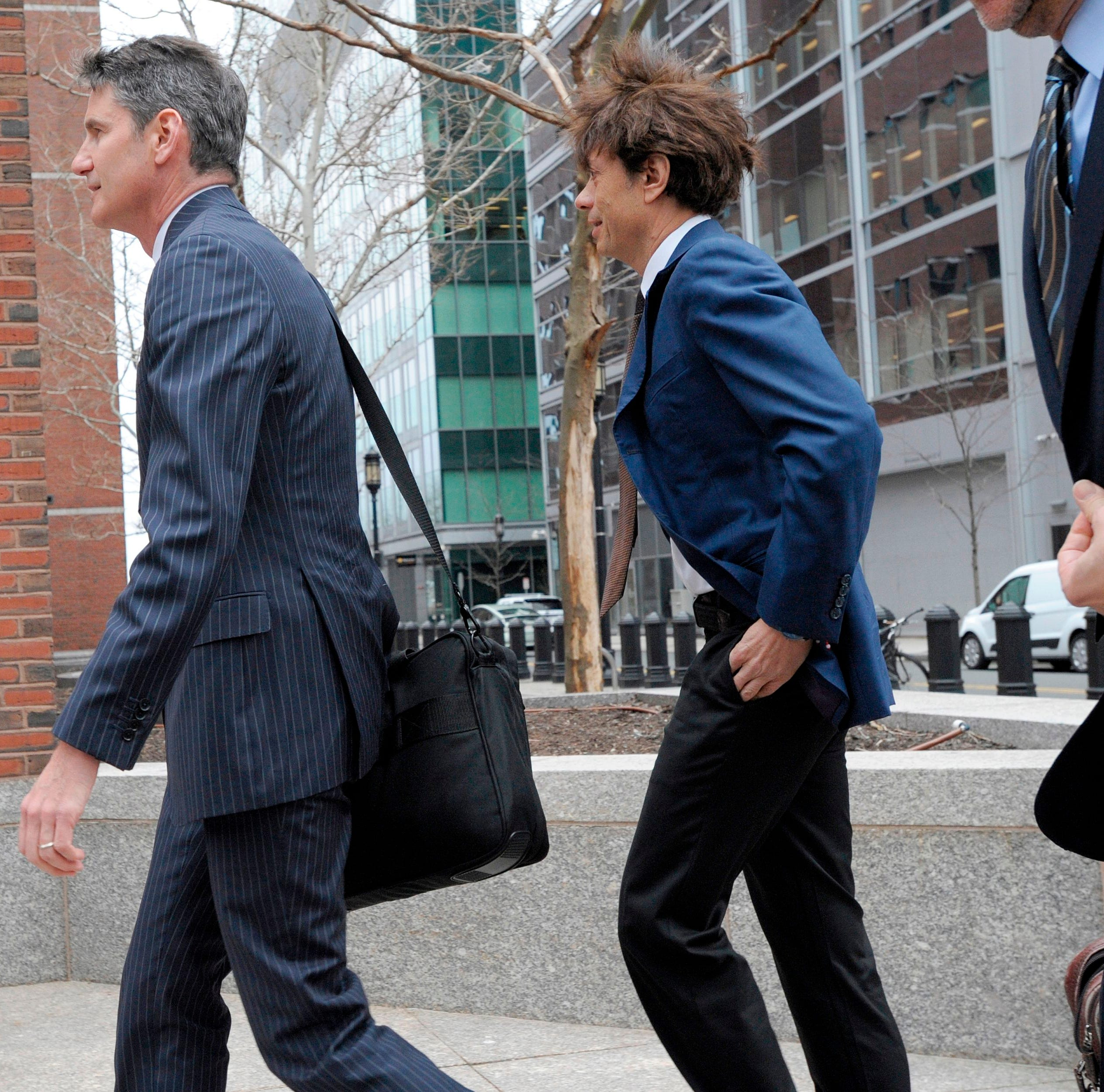 Napa vineyard owner, NYC attorney plead guilty in college admissions ACT, SAT cheating scandal