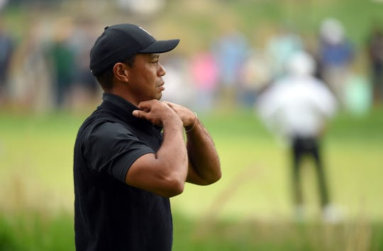 Tiger Woods had a second bad day at the PGA Championship and missed the cut.