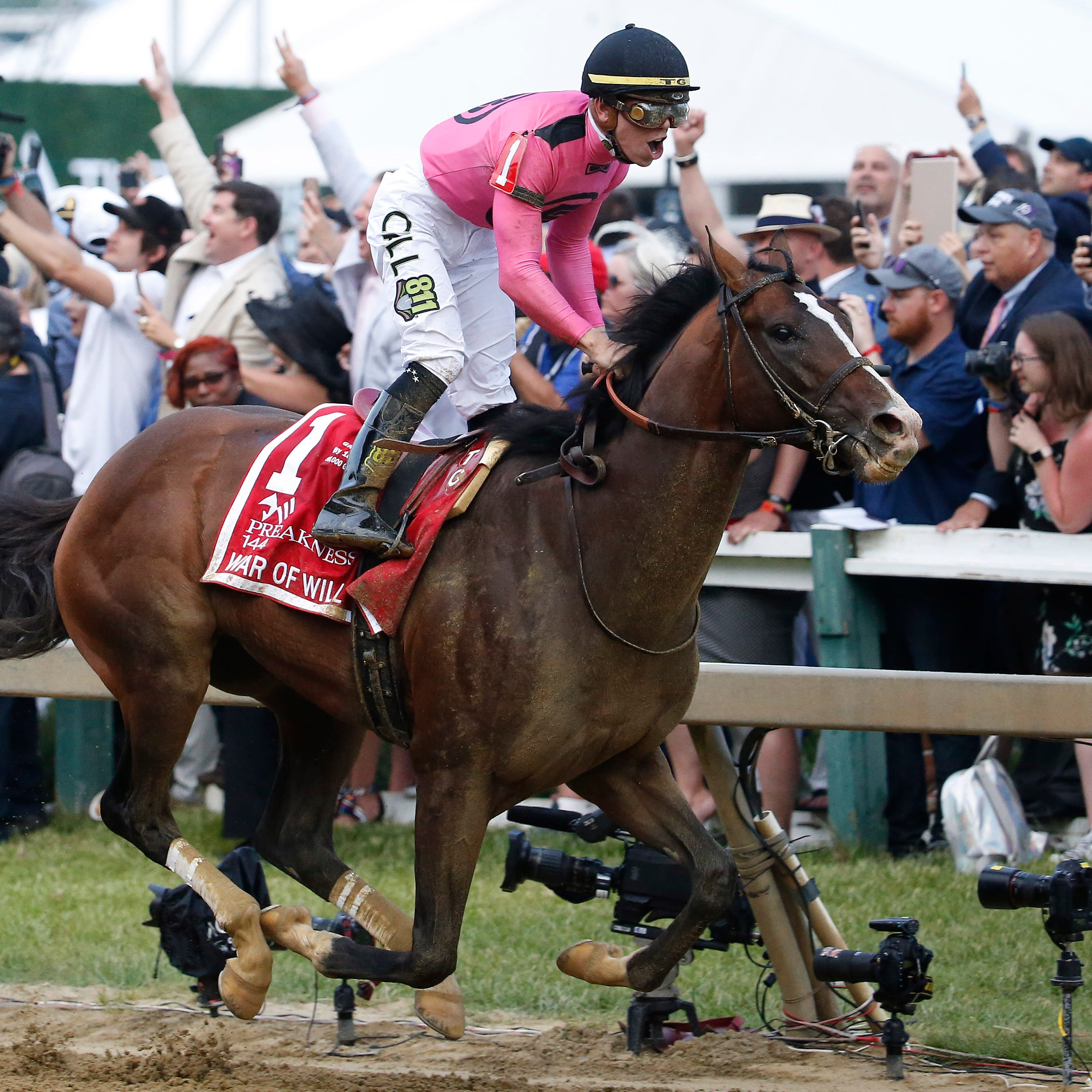 Preakness 2019: Who is 3-year-old leader? Maximum Security? War of Will?