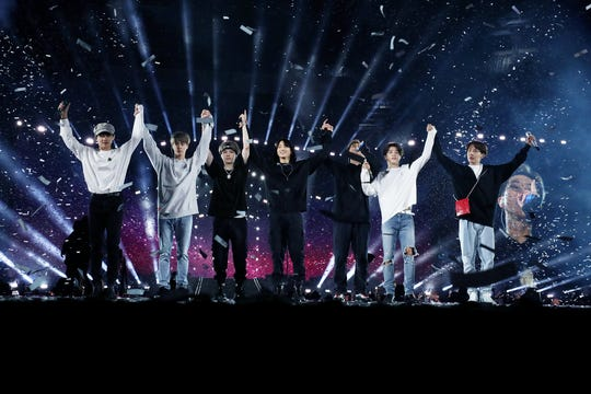 BTS at MetLife Stadium concert review: Why the K-pop superstars aren't like other groups