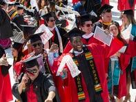 Rutgers celebrates its 253rd Graduation