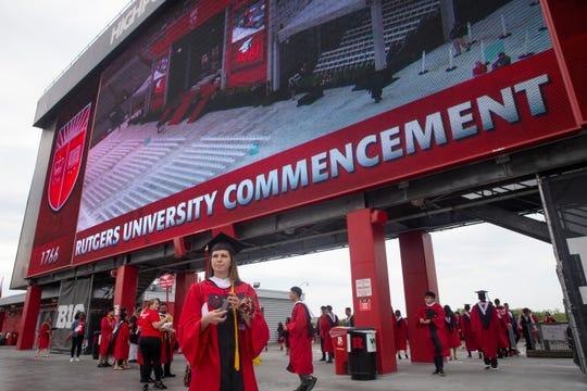 Rutgers University will stream a virtual celebration of its 2020 graduates on May 31 to honor their academic achievements completed during a pandemic that required remote instruction through the final weeks of the spring semester..
