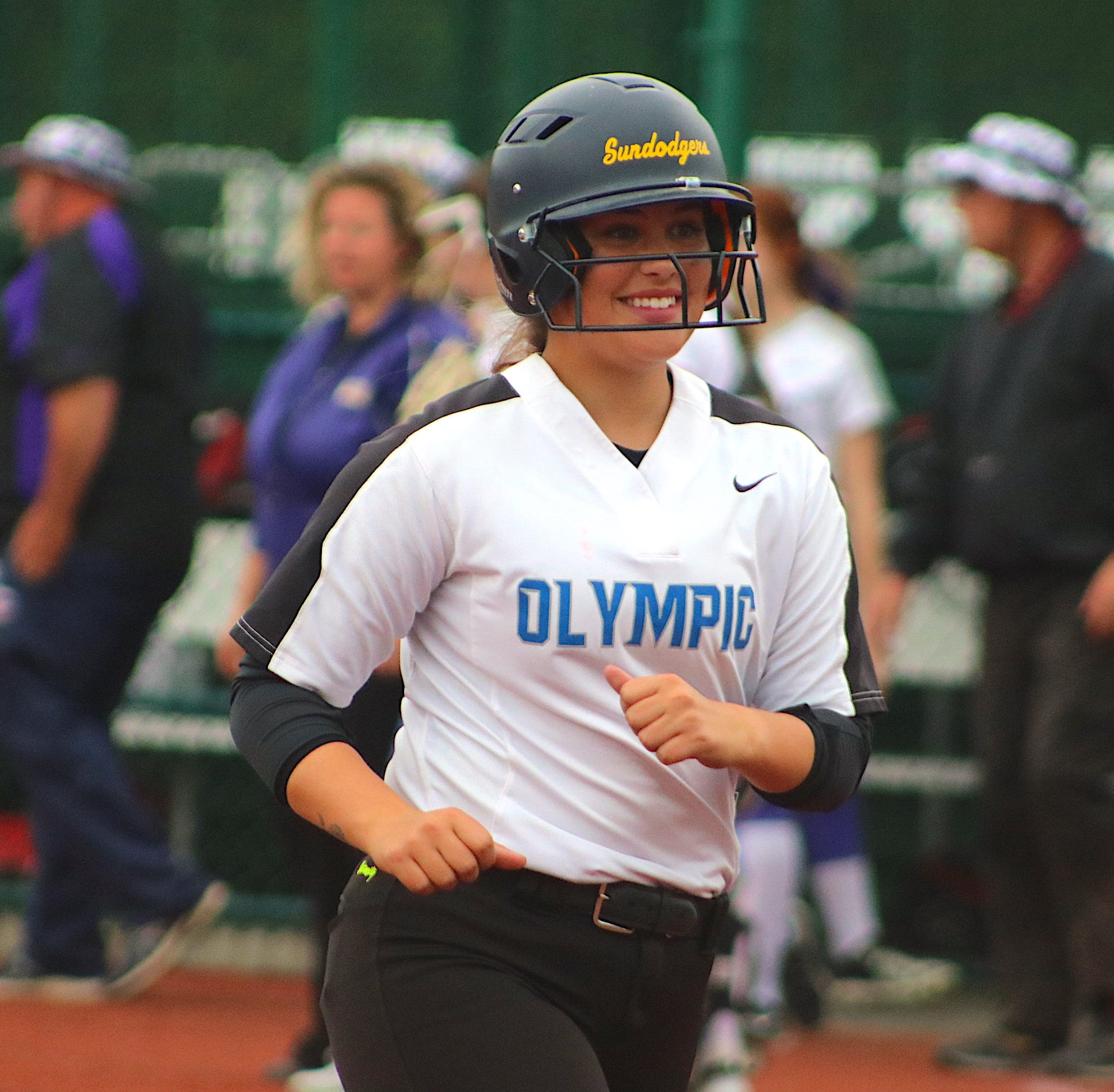 Olympic, North Kitsap softball nab state tournament berths