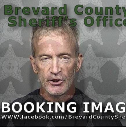 Titusville man threatens to behead 6 Melbourne police officers, eat their eyes and tongues