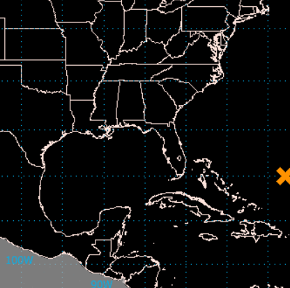 Disturbance near Bermuda gets upgraded 40% chance of becoming cyclone by Tuesday