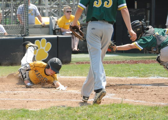Paint Valley baseball defeated North Adams 5-0 Saturday morning at Paint Valley High School in Bainbridge, Ohio.