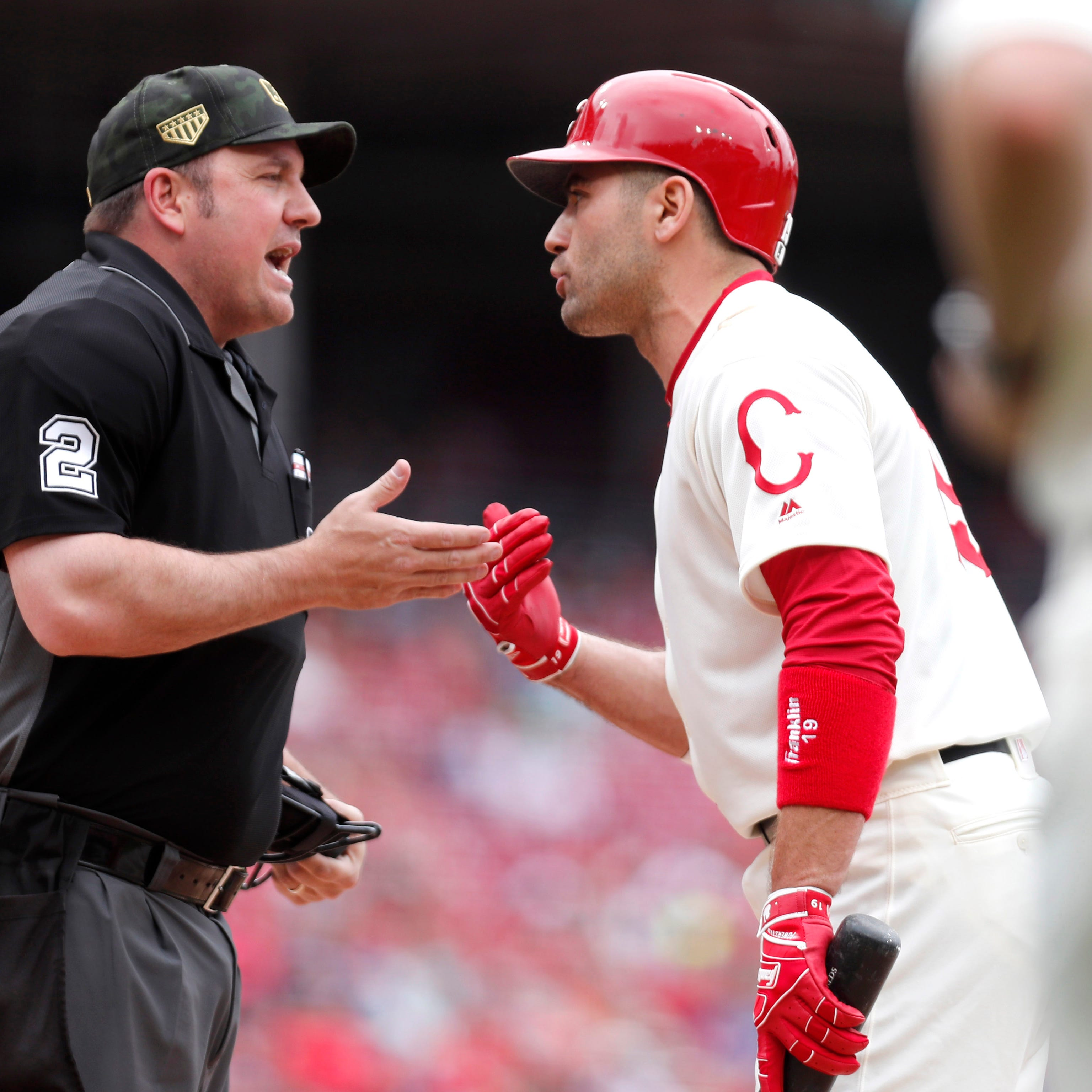 Paul Daugherty: Cincinnati Reds star Joey Votto will get things turned around, right?