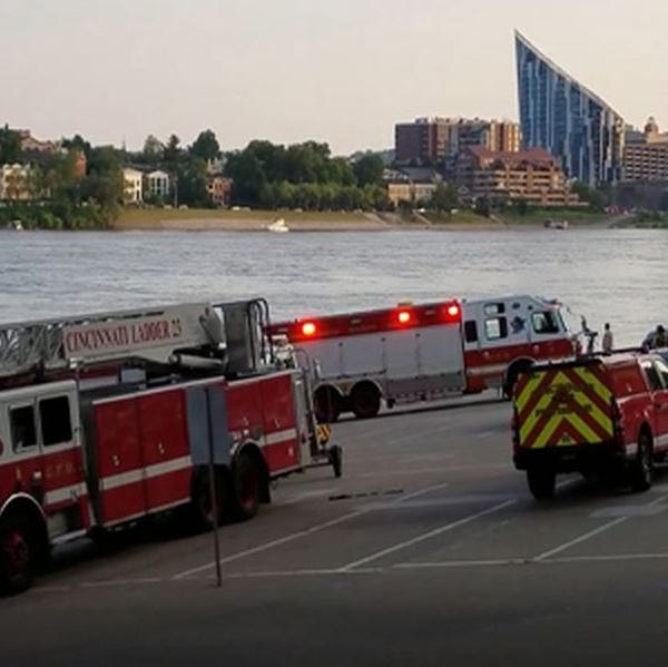 Kentucky officials release name of woman missing in Ohio River since Saturday