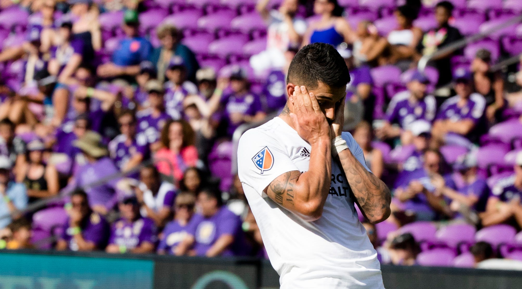 Nani scores twice for Orlando City SC, FC Cincinnati smashed 5-1