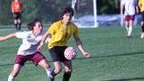 Rossview knocked off Collierville in two overtime periods, 2-1, to advance back to the Class AAA state tournament.