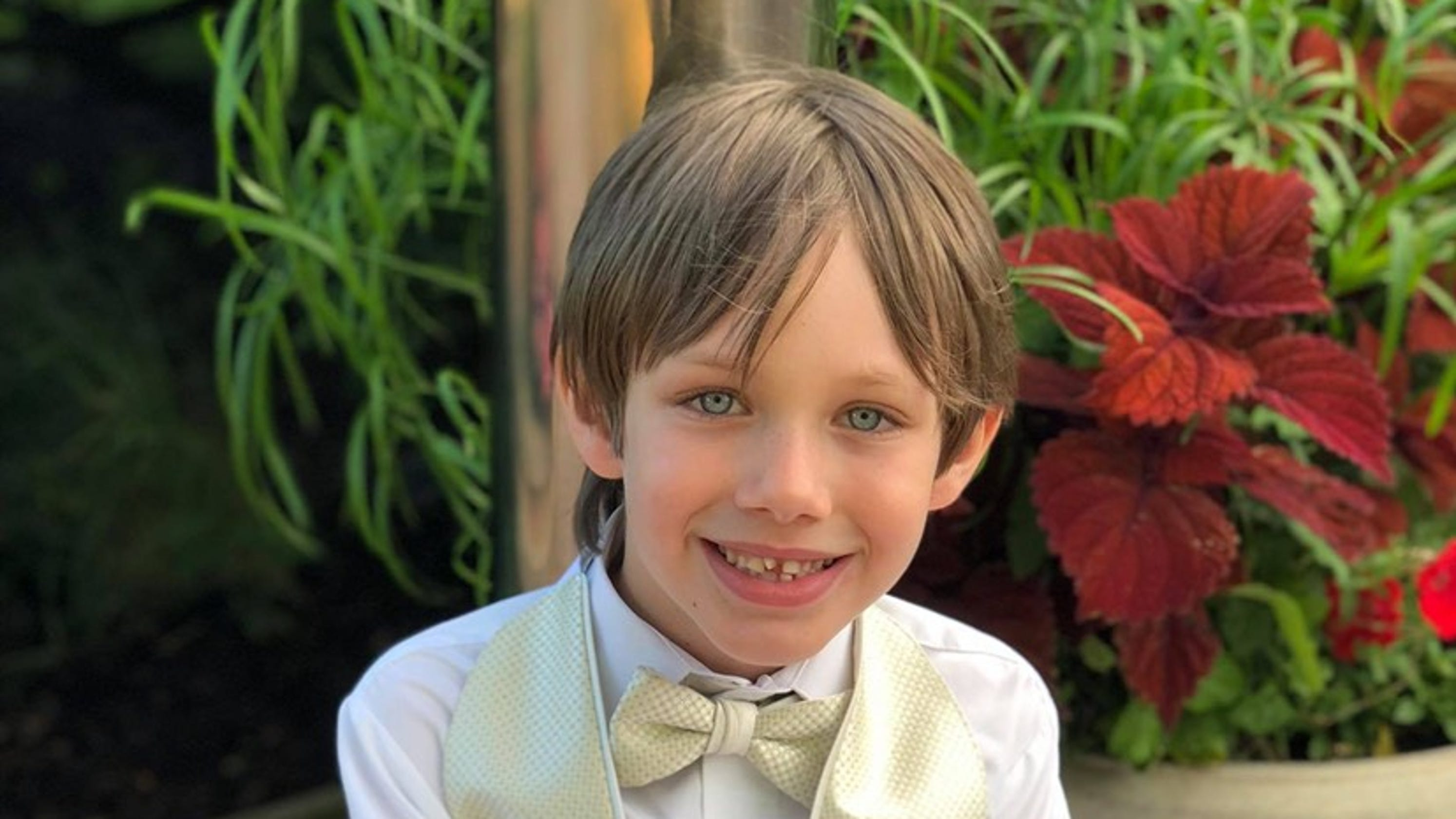 Marshalltown boy hit by car remembered by his mom, dad — who