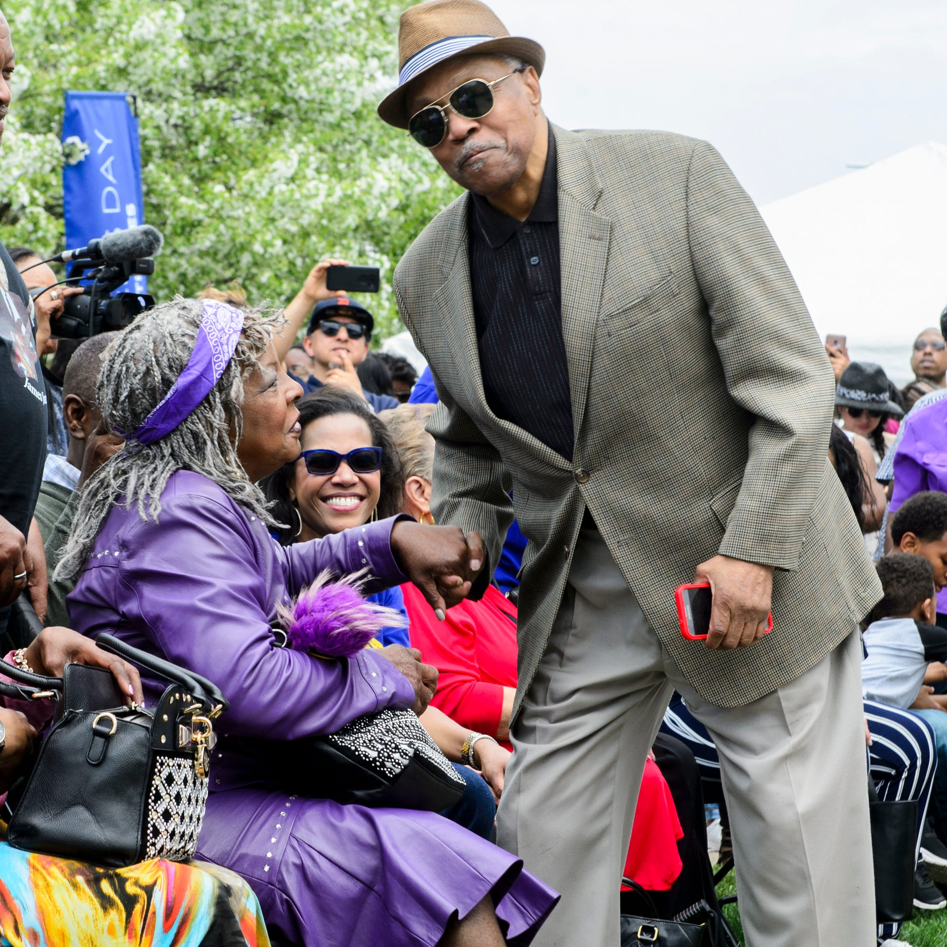 Motown Museum block party draws thousands for music, memories and a new park