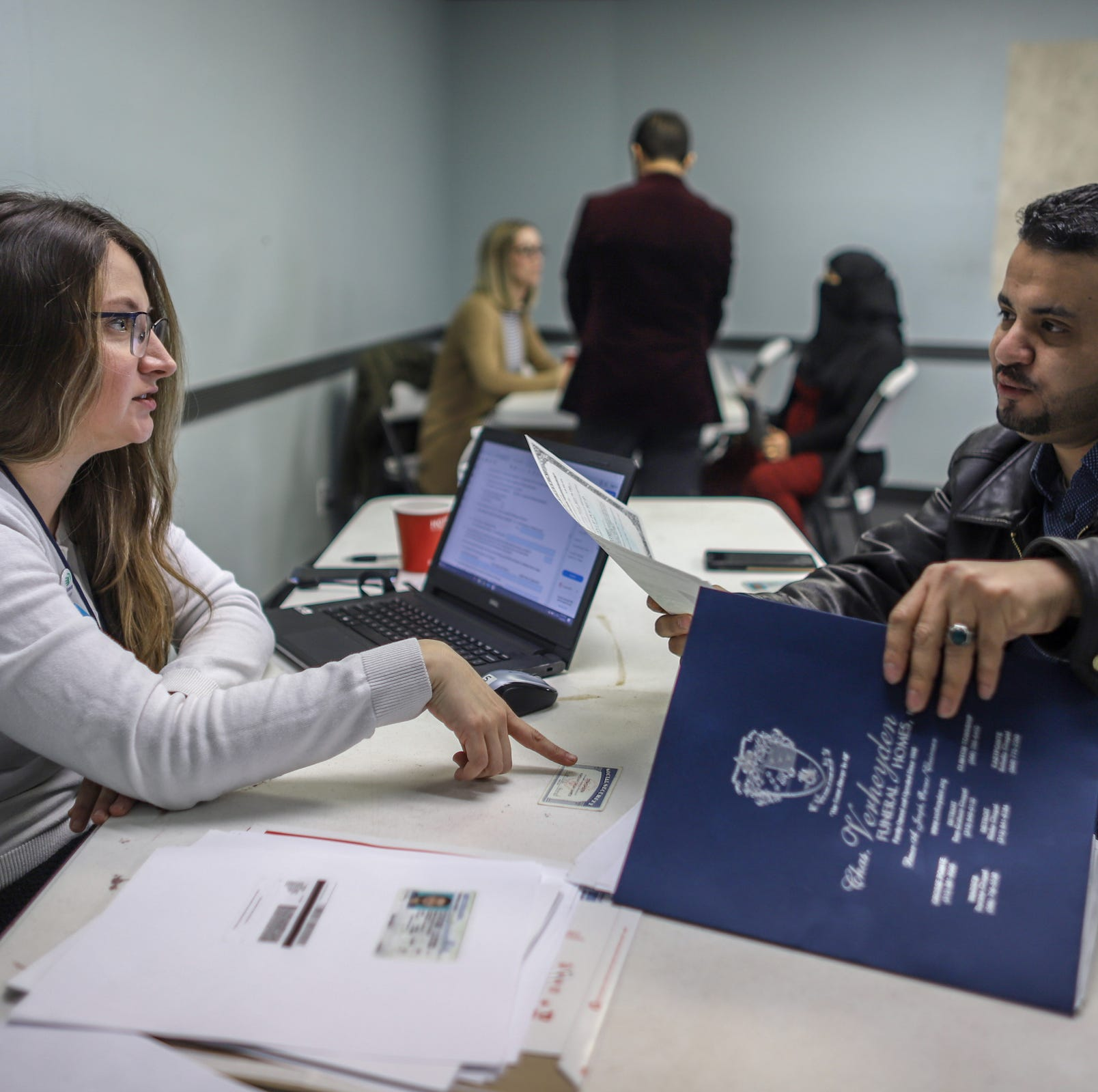 Amid crackdown, immigrants in Michigan applying to become U.S. citizens