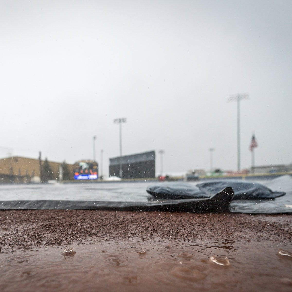 Michigan vs. James Madison in NCAA softball regional postponed until Monday