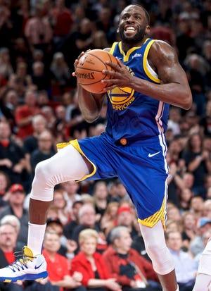Golden State Warriors forward Draymond Green likes his alma mater Michigan State's chances of winning an NCAA men's basketball title this season.
