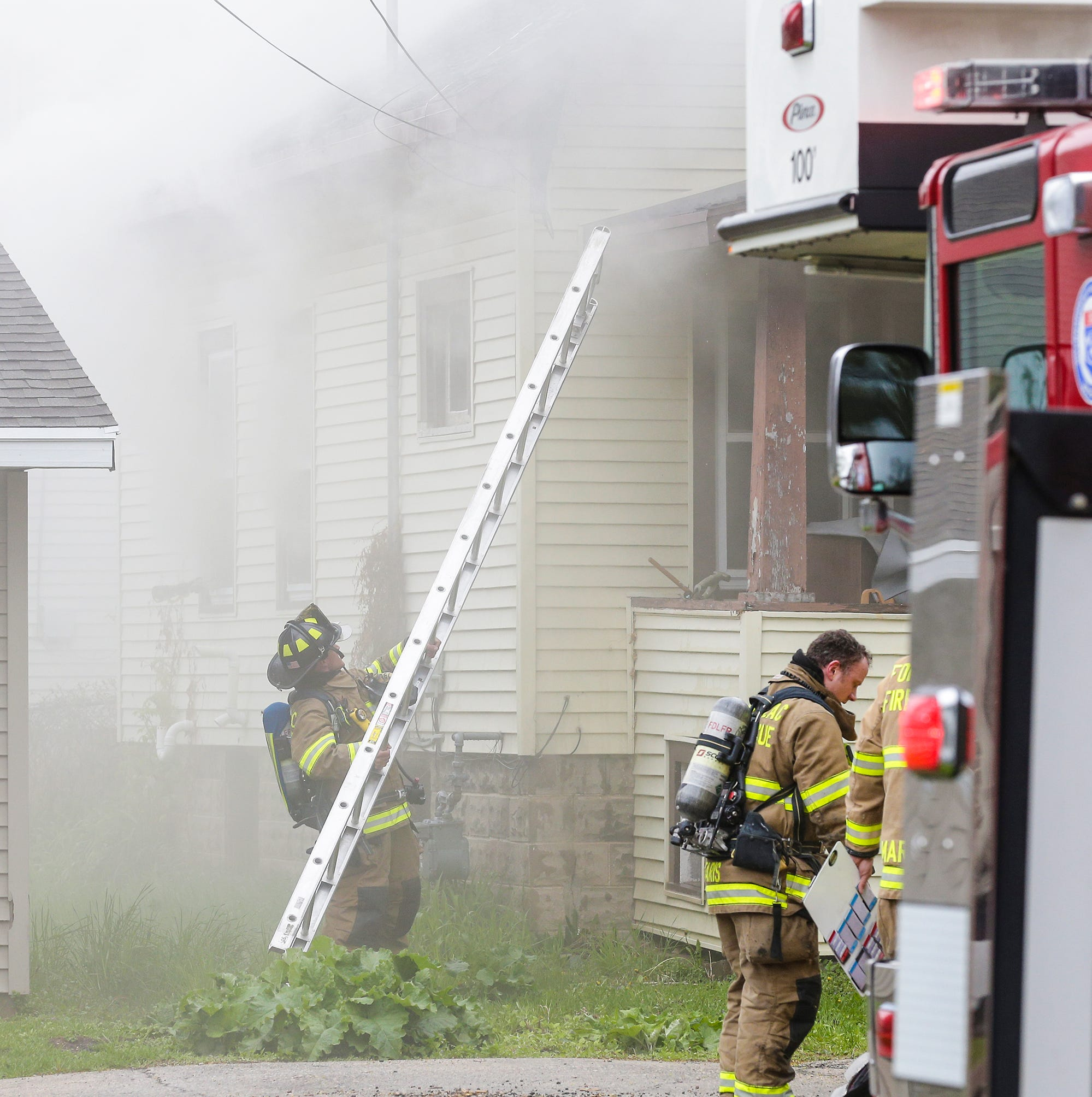 Fond du Lac Woods Place house fire claims life of woman Sunday