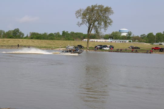 Fremont's section of the Sandusky River has some deep-water areas that are popular for boating, kayaking, canoeing as well as fishing.