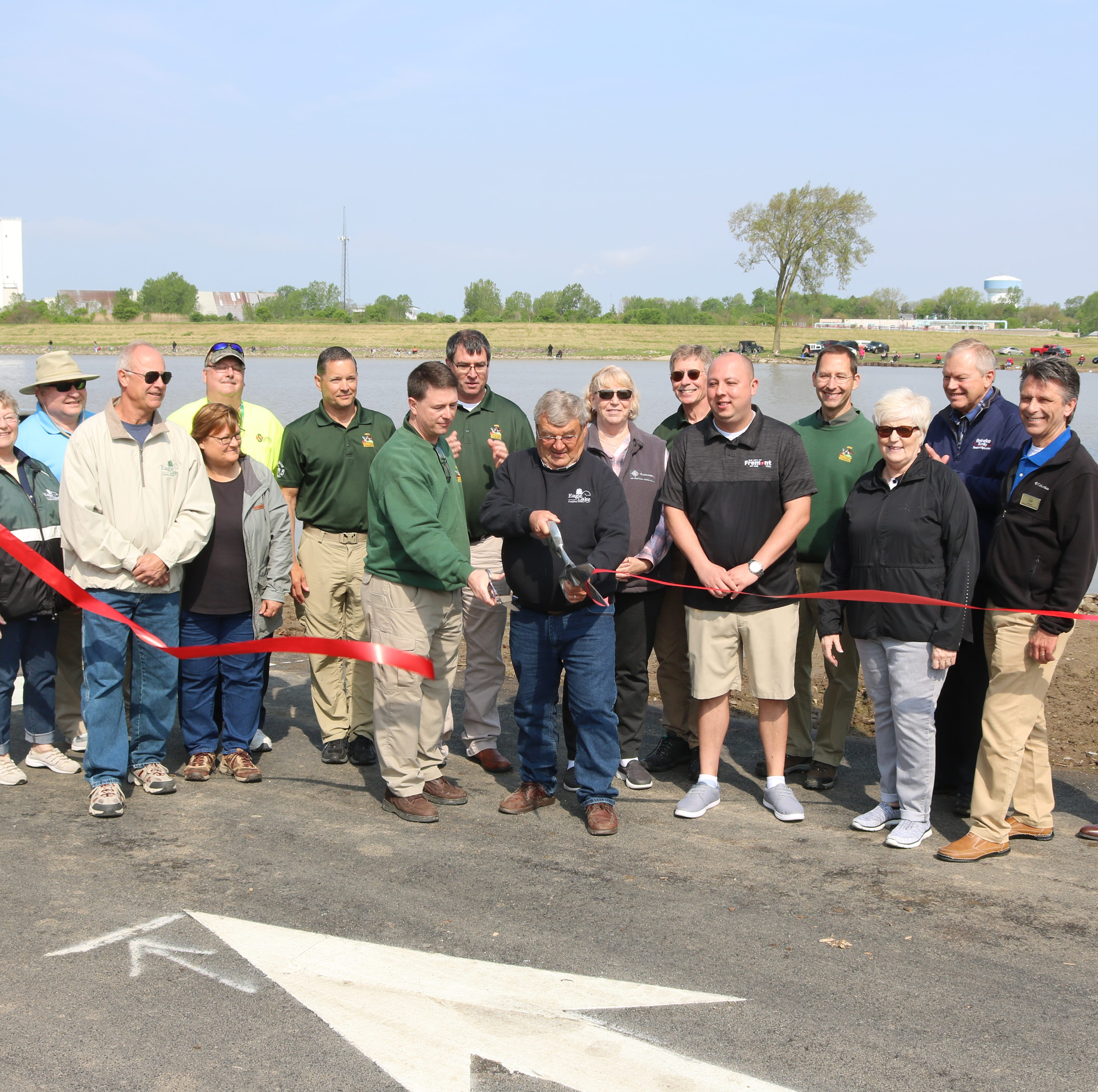 ODNR opens new boat ramp in Fremont