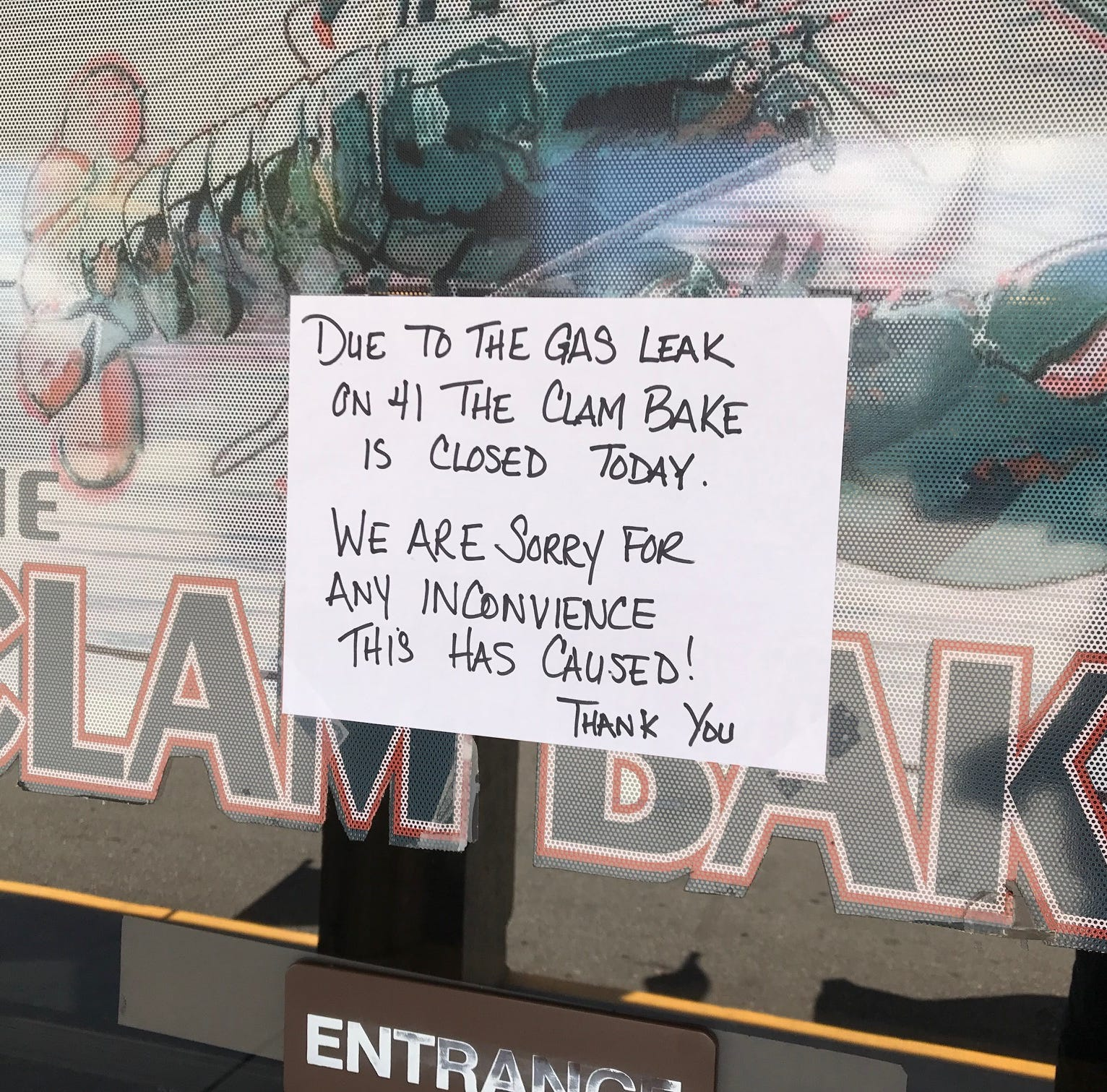 Some effects lingered for south Lee restaurants after gas line breach, most have service