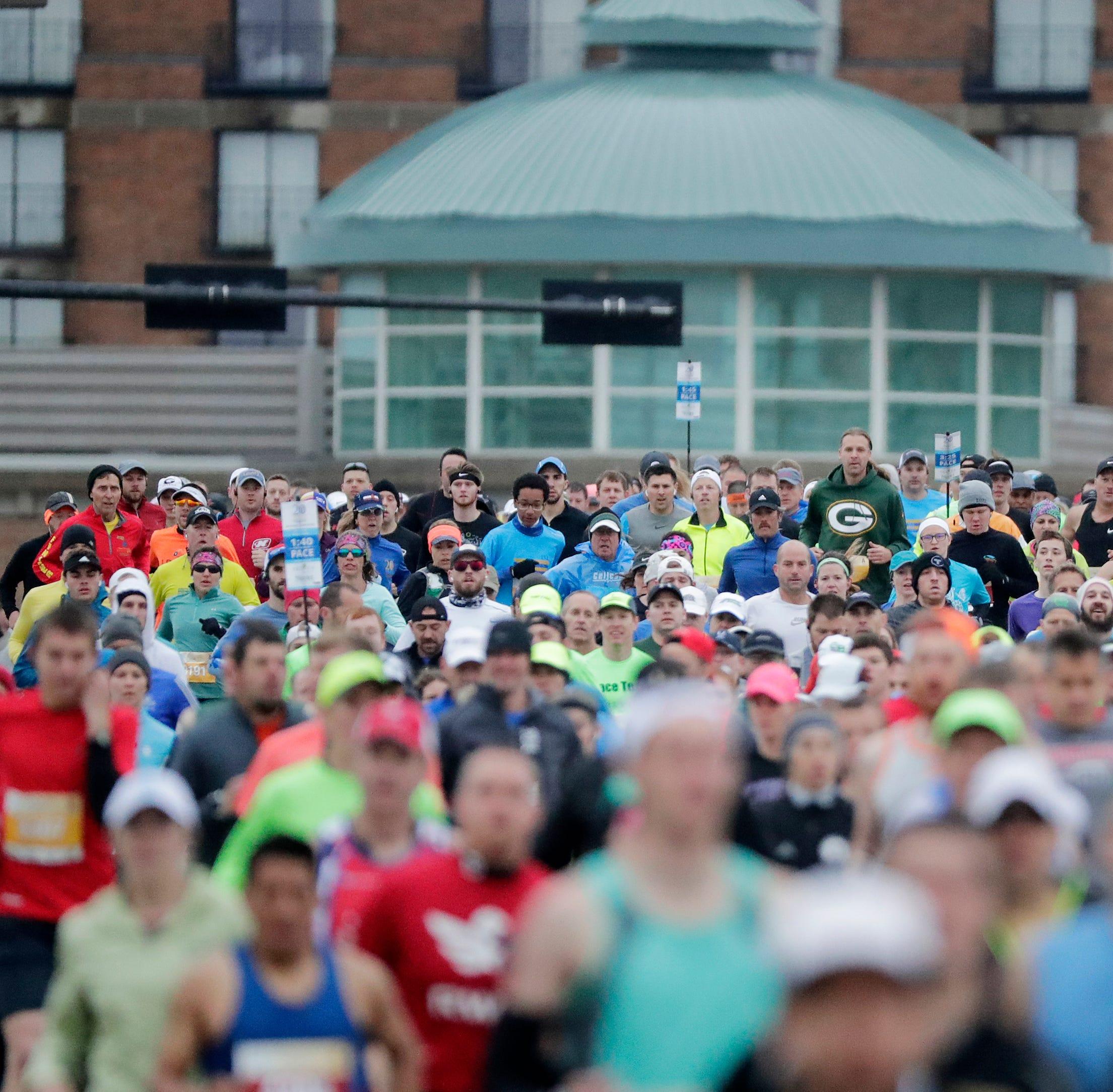 Cellcom Green Bay Marathon results: Top 50 finishers