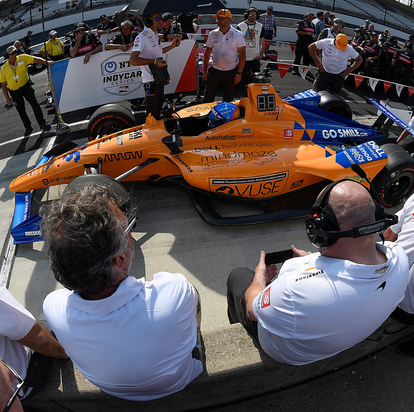 McLaren Indy fires team president in wake of Fernando Alonso's Indy 500 failure