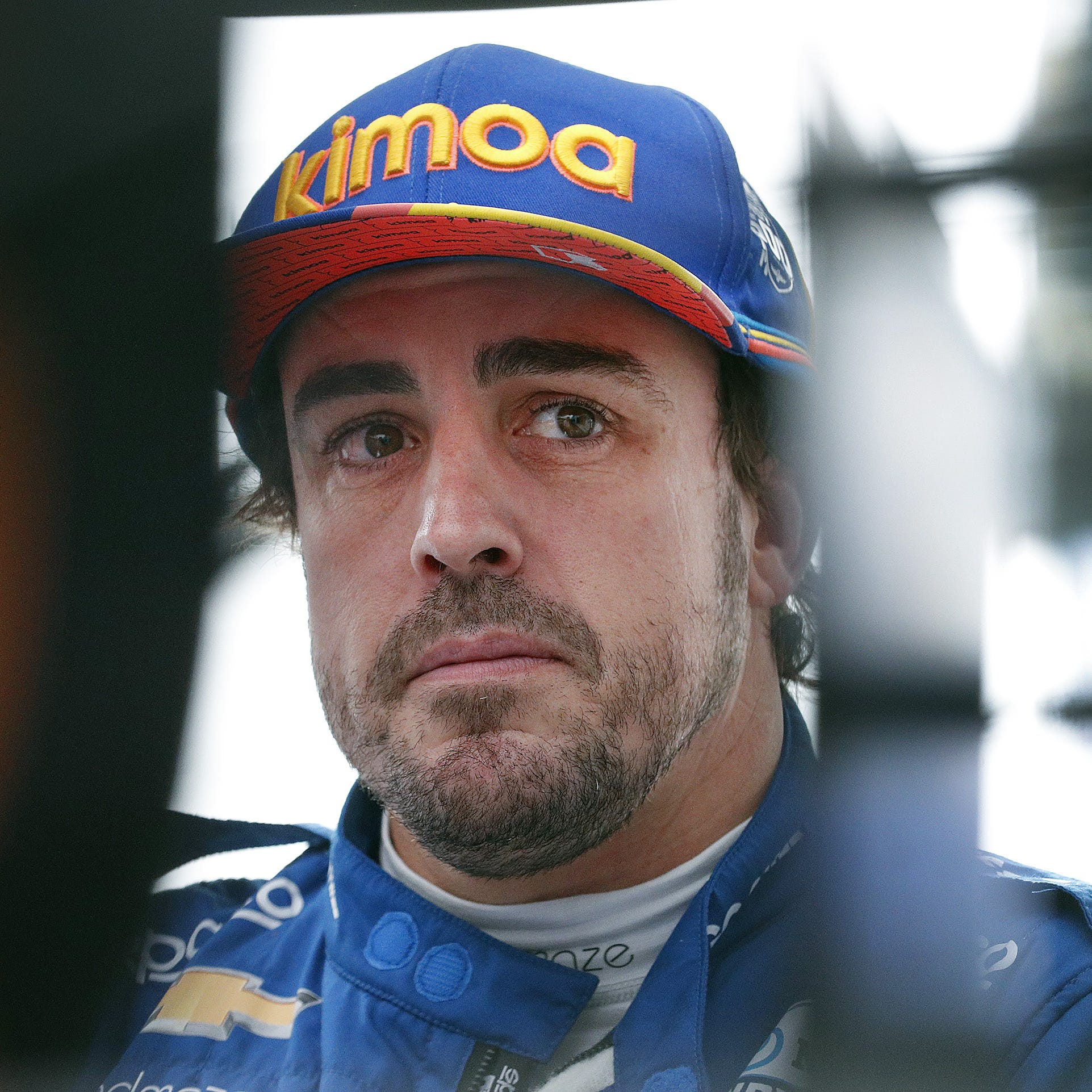 Fernando Alonso is bumped from 2019 Indy 500 on final run; Fast Nine next