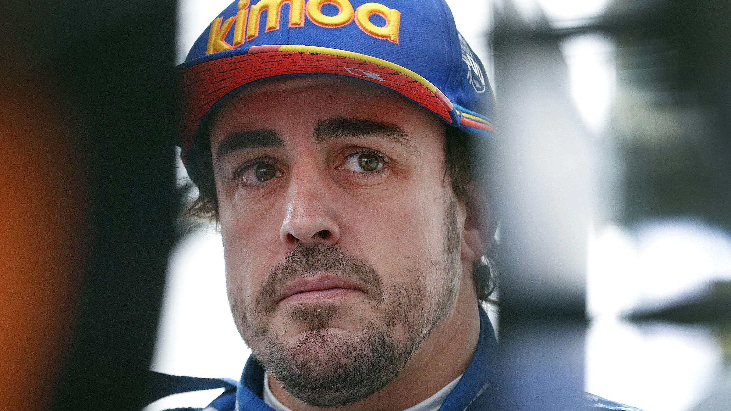 Fernando Alonso's Proposed 2020 Indy 500 Ride With