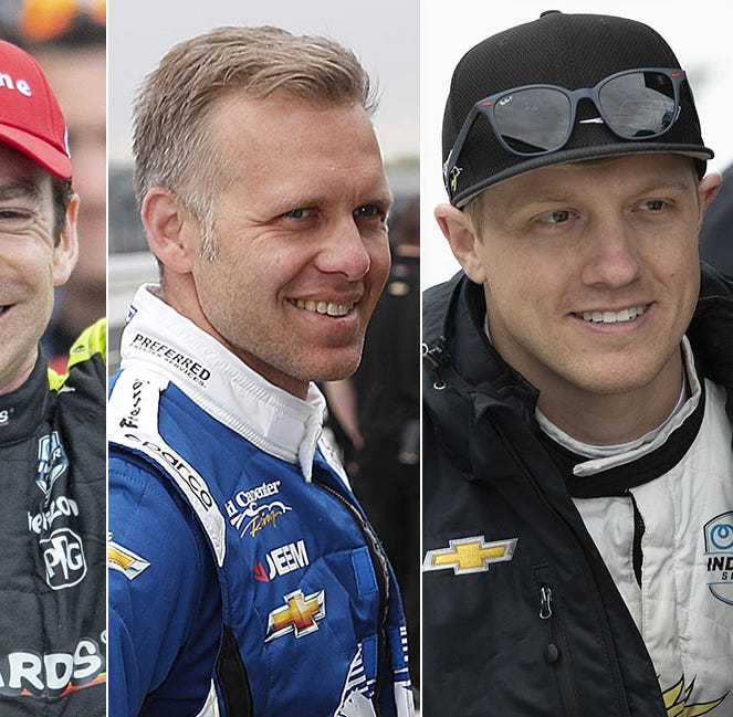 This is the 2019 Indy 500 starting lineup