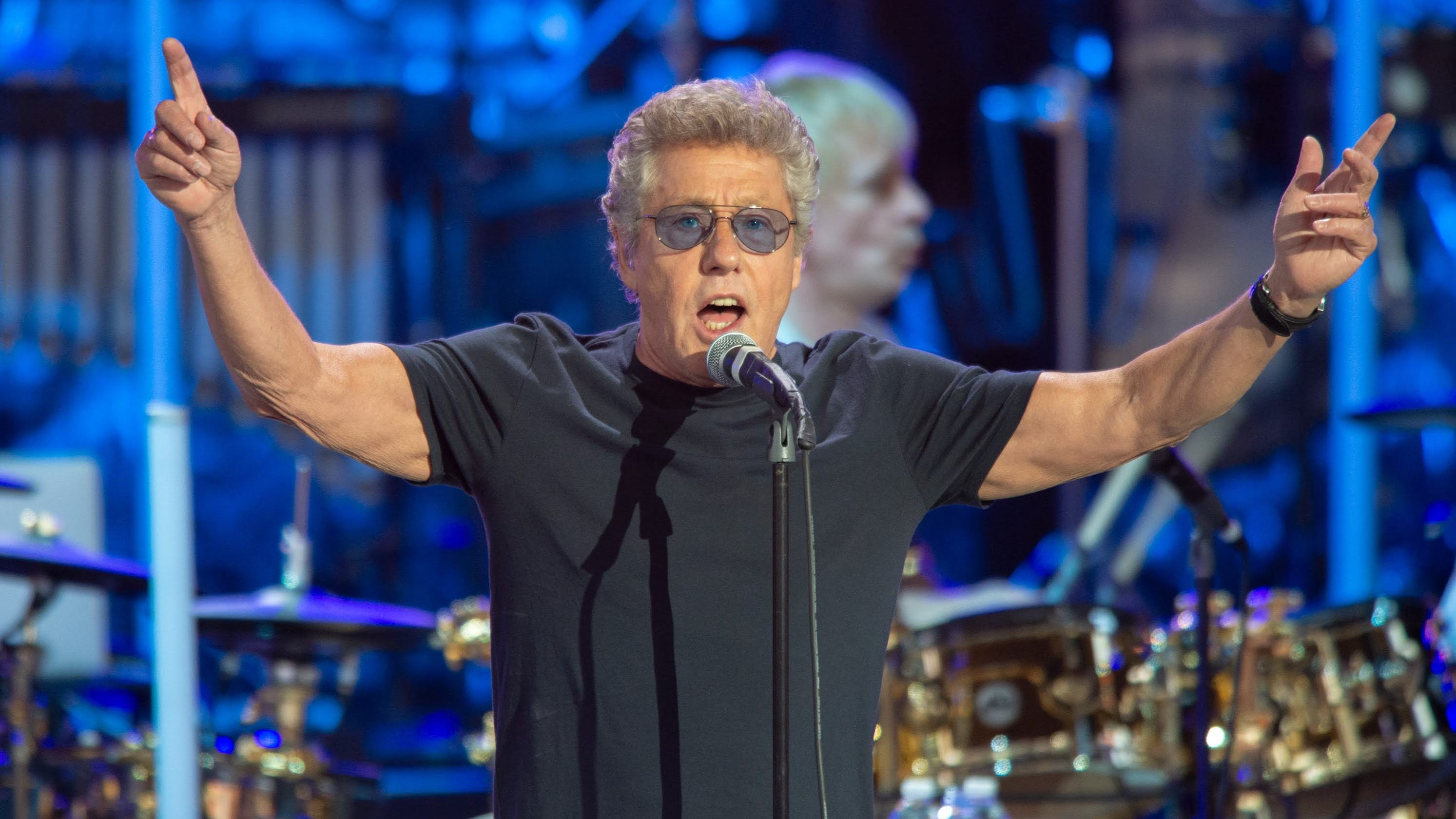 The Who embody music, writ large and small, at Ruoff amphitheater