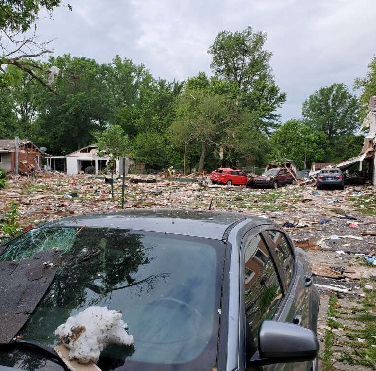 24 hours later, here's what we know about the house explosion in Jeffersonville