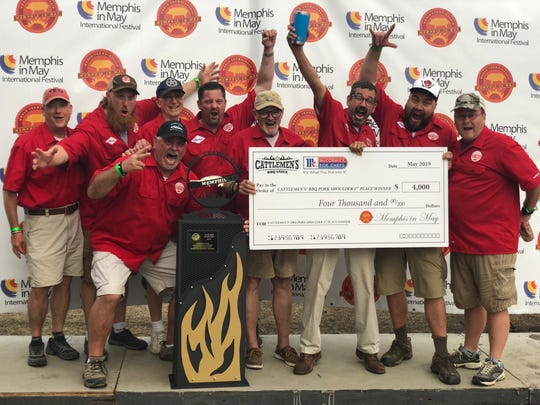 Cool Smoke won first place in Shoulder and also was named Grand Champion at the 2019 Memphis in May World Championship Barbecue Cooking Contest.