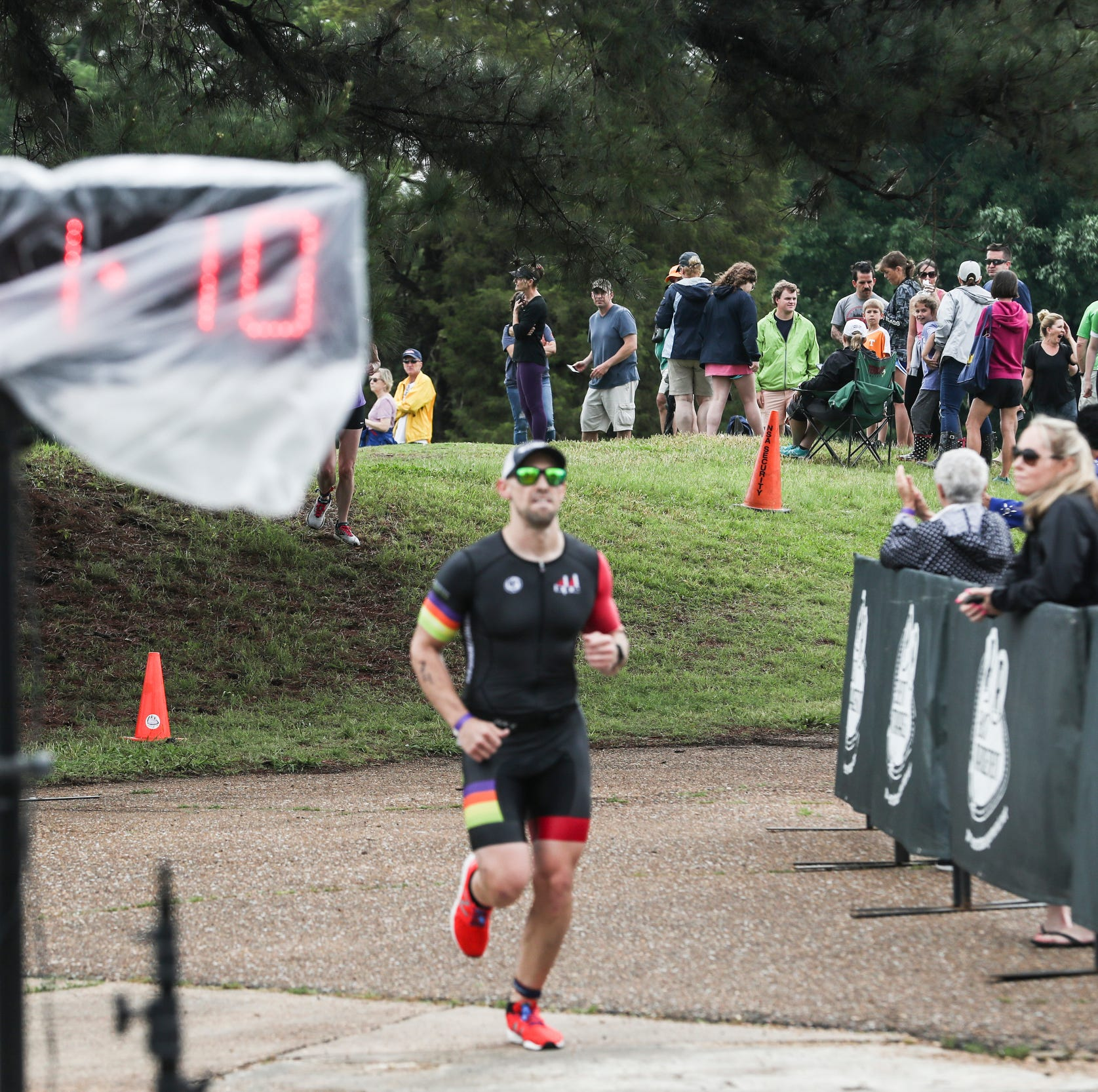 At Memphis in May triathlon, minutes don't always matter