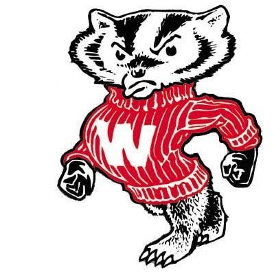 Badgers score five runs in their last at-bat to stun Notre Dame in NCAA softball