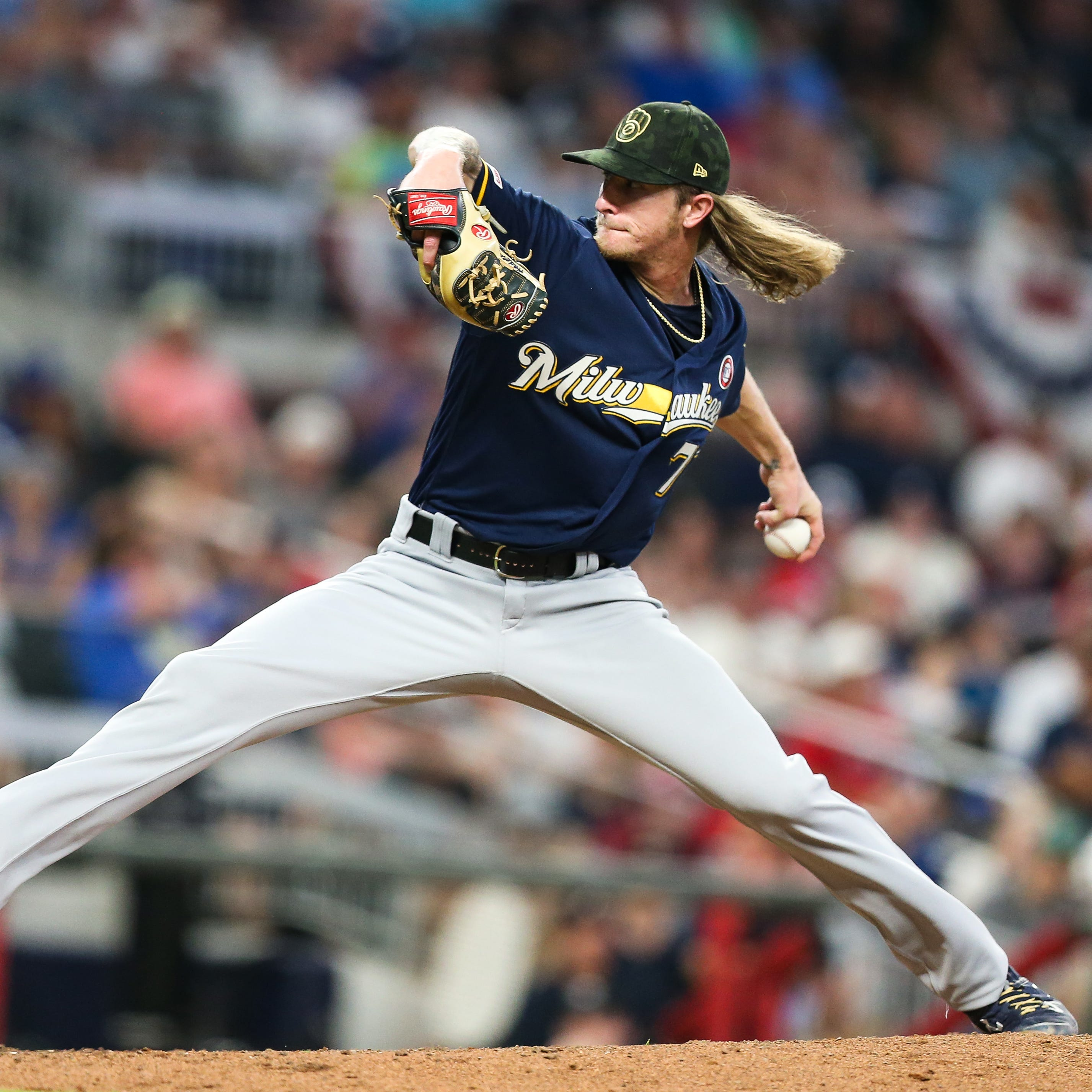 Yes, Josh Hader is giving up more home runs. But it's not time to push the panic button.