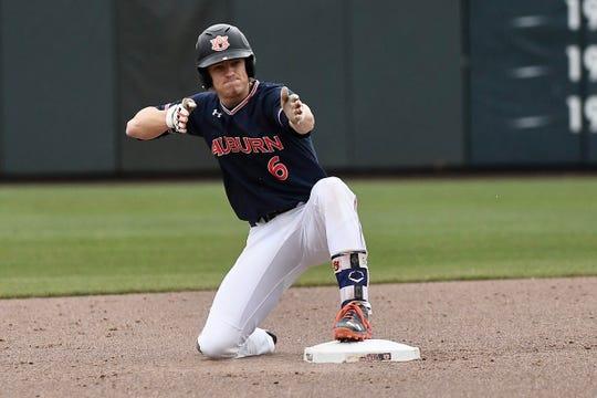 Credit: Auburn  Baseball