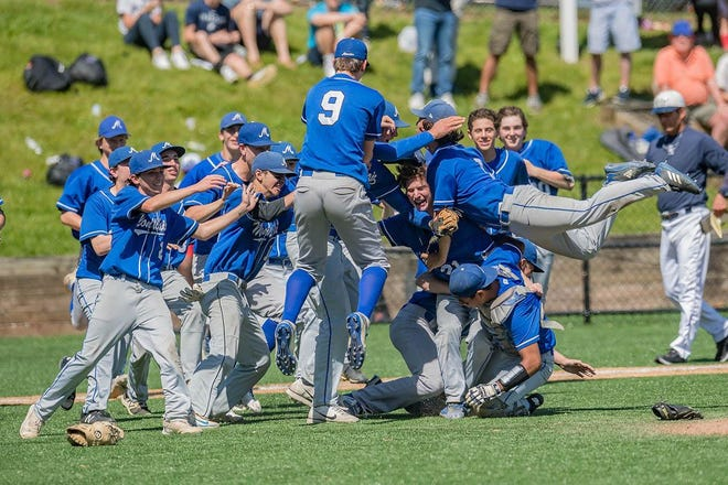 Montclair topped Seton Hall Prep, 12-1, to win the Greater Newark Tournament crown.