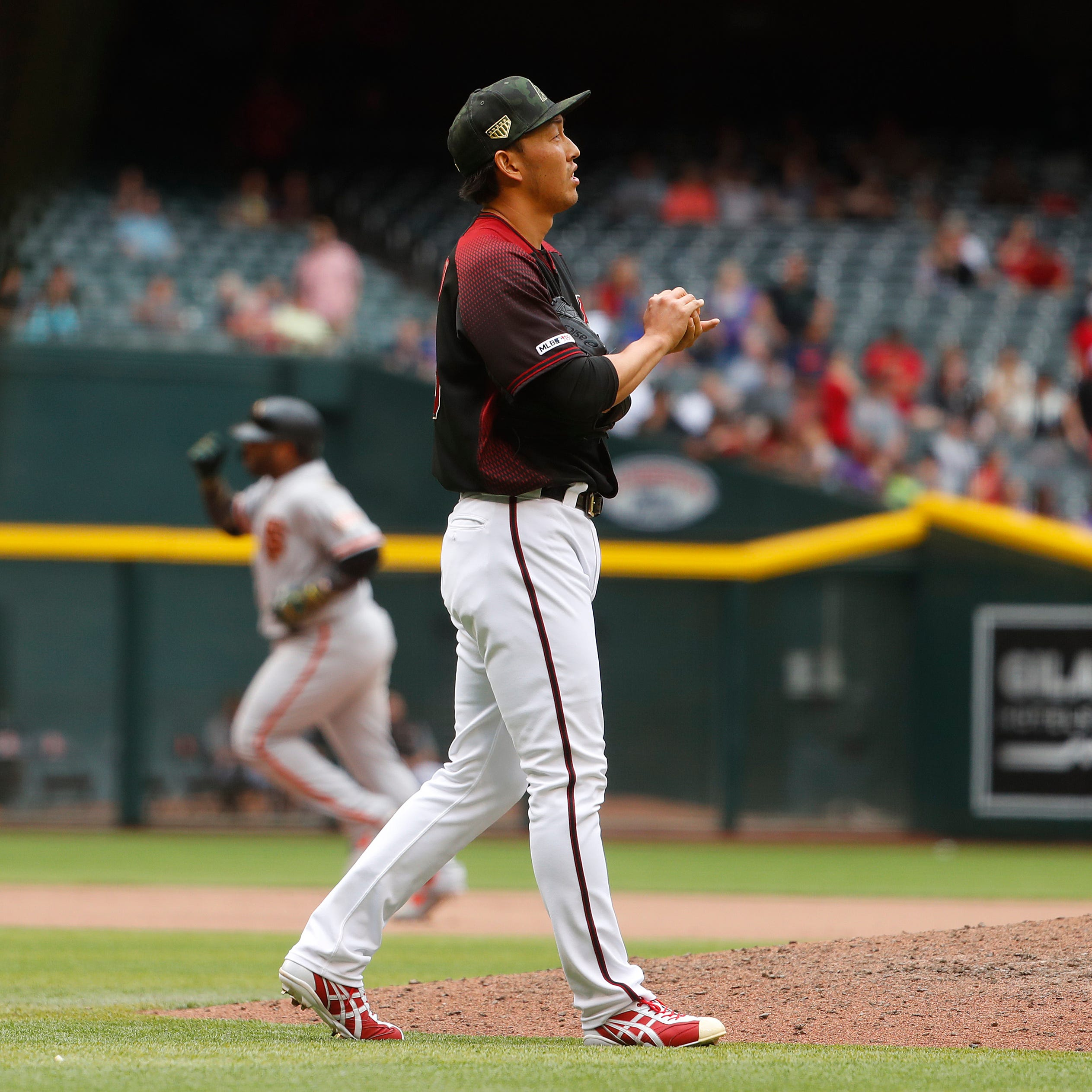 Missed opportunity sends Diamondbacks to 'disappointing' end to homestand