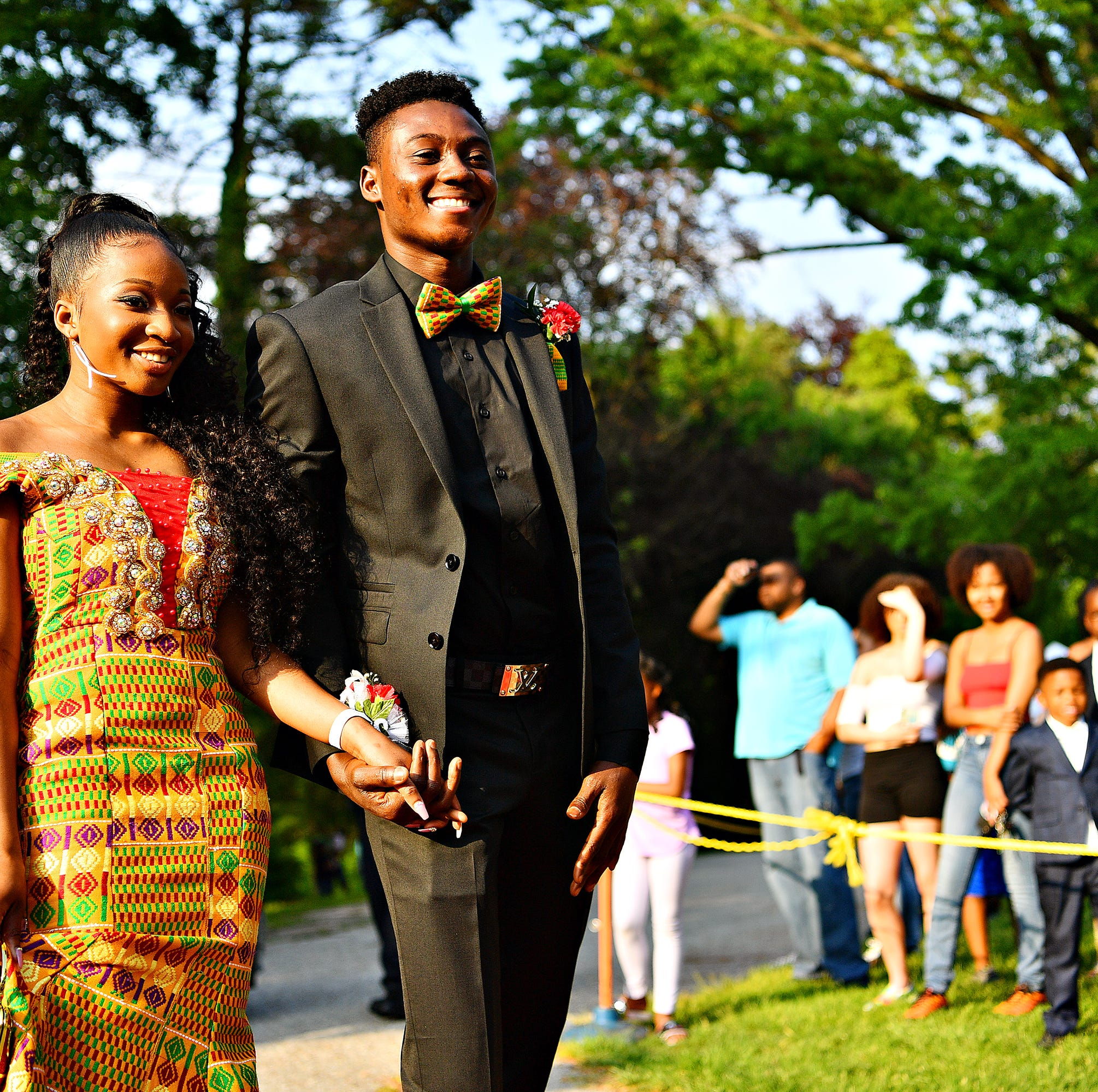 PHOTOS: York High Bearcats celebrate 2019 prom