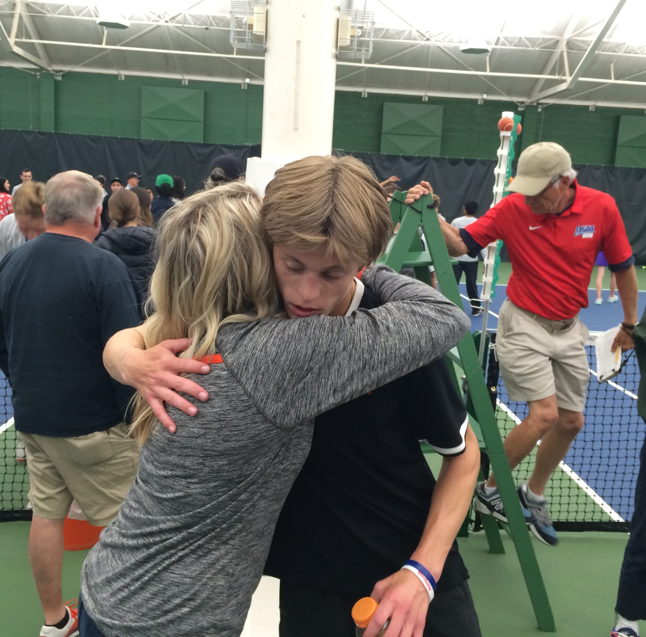 OSAA tennis: Sprague's Judson Blair falls in state title match