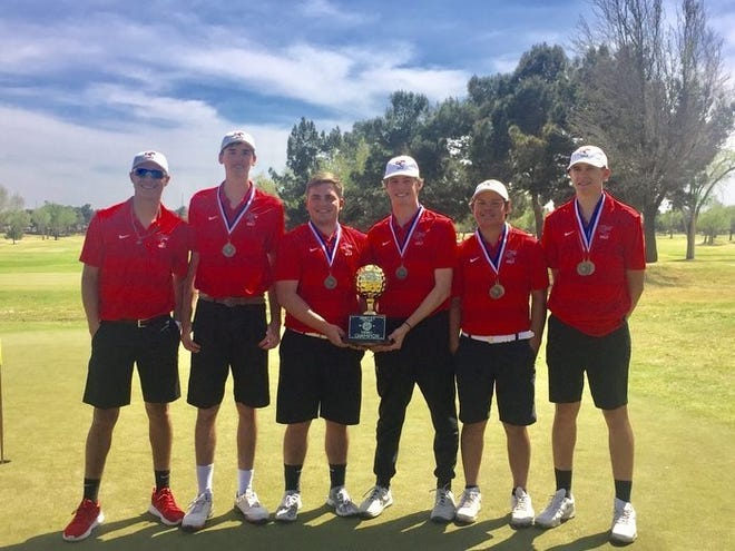 The Garden City boys golf team hopes to defend its 2018 UIL State Golf Championship Monday and Tuesday, May 20-21, 2019, at Austin's Lions Municipal Course.