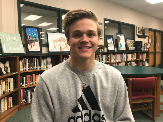 Wall High School senior Coleman Coon will compete at the UIL State Golf Tournament for the third time May 20-21, 2019, at Grey Rock Golf Course in Austin.