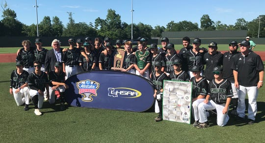 Last week, Calvary baseball captured its first state baseball championship in seven years.