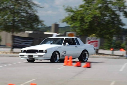 Test your own driving skills (or just ride along) as StreetKhana returns to the Mid-America Street Rod Nationals.