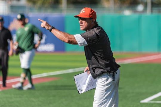 FAMU baseball head coach Jamey Shouppe won his second league title at FAMU on Saturday, May 18, 2019 at Jackie Robinson Ballpark in Daytona Beach.