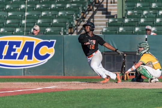 FAMU third baseman Kaycee Reese was named MVP of the MEAC tournament. He hit .454 with a home run, six RBI and scored runs.