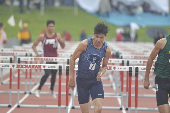 The Central Section Masters Track & Field Championships were held on May 18, 2019 at Veterans Memorial Stadium at Buchanan High School in Clovis.