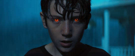 "Jackson A. Dunn stars as a boy who learns he has extraordinary - and deadly - abilities in ""Brightburn."""