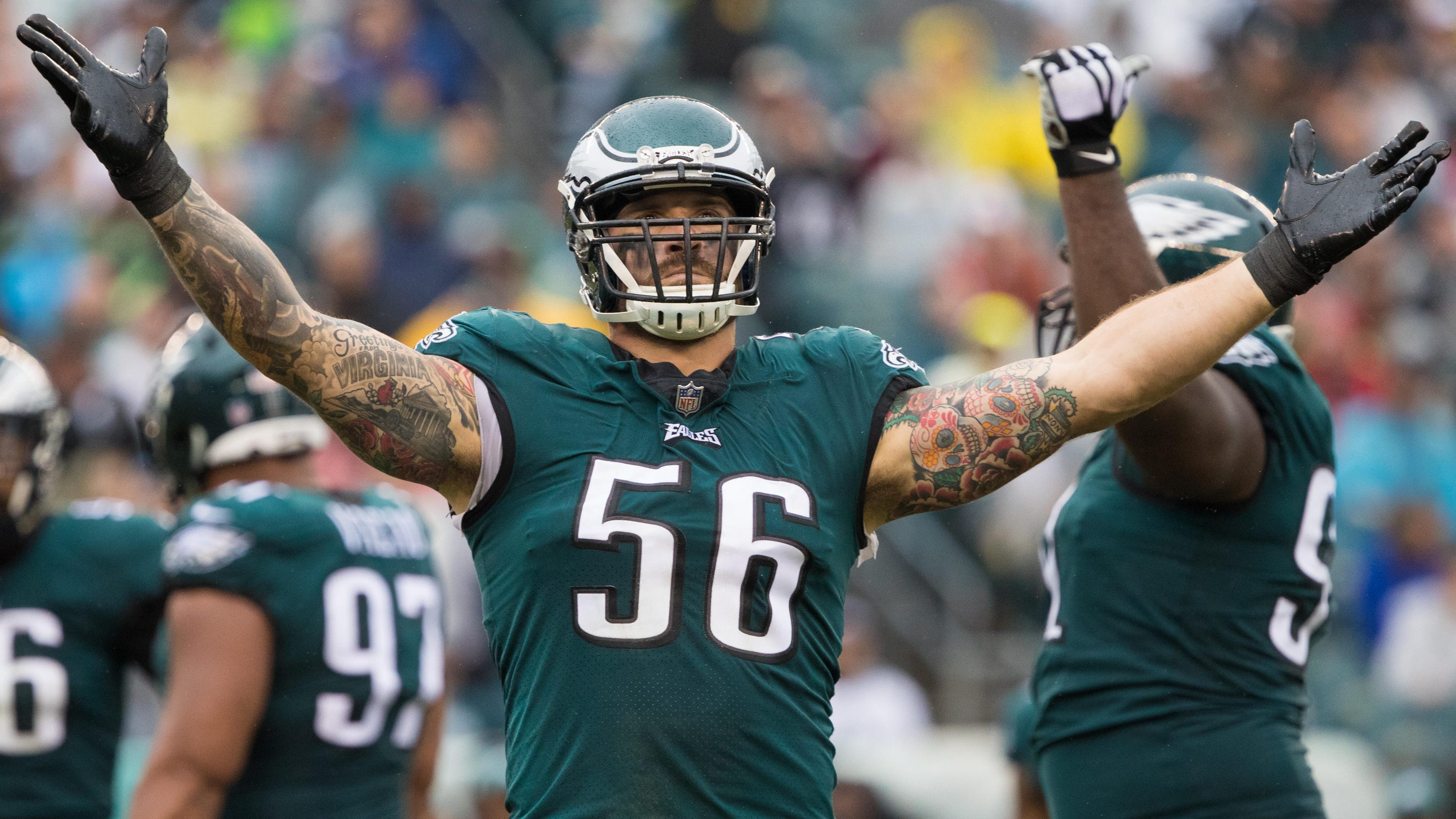 0b857c24f1f Chris Long announces NFL retirement on Twitter