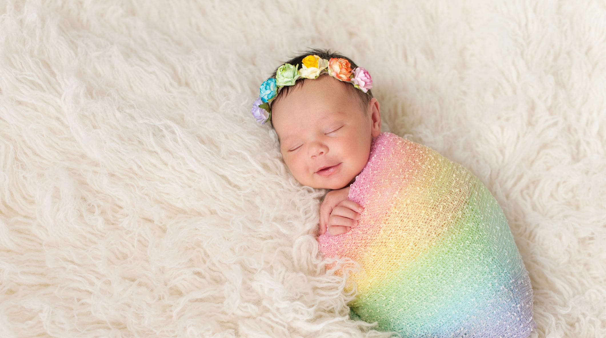 Find out the most popular girl baby names in your state