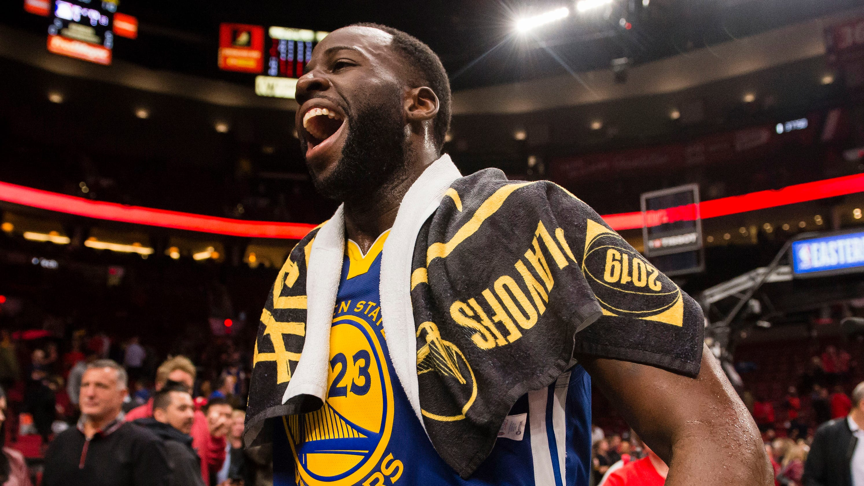 Opinion: New Draymond Green no longer 'disgusting' as Warriors chase another NBA title
